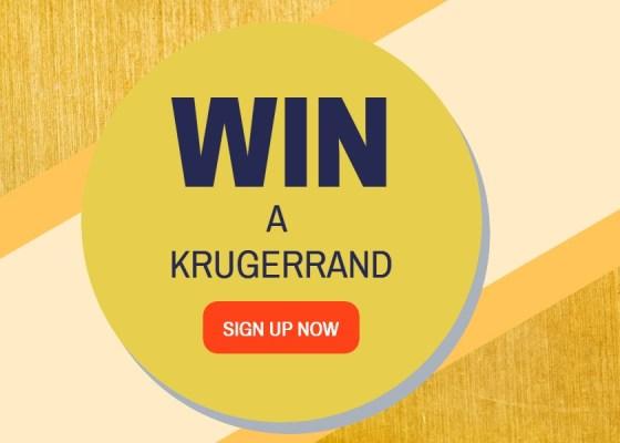 Win a Krugerrand