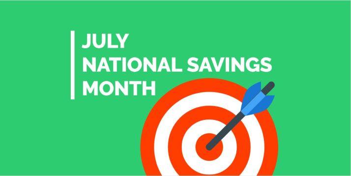 National Savings Month 2019