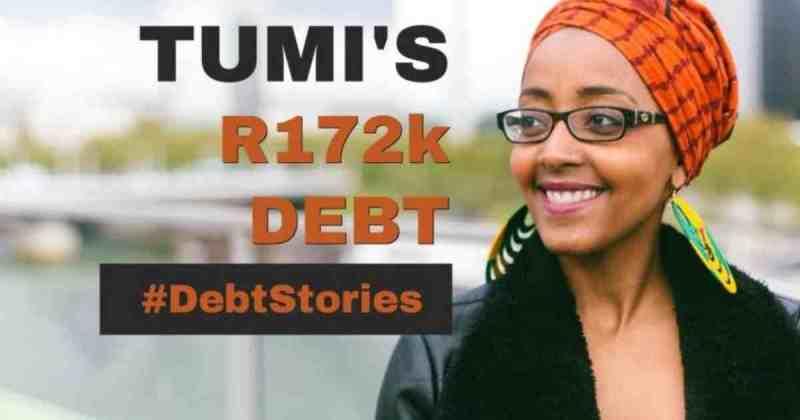 Tumis Debt Story