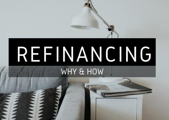 Thinking of refinancing your home? Read this first.