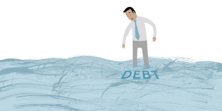 Taking look at your debt situation