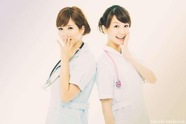 医療 看護婦2人