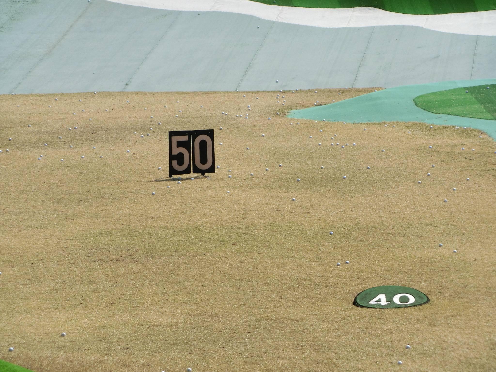 ゴルフの飛距離