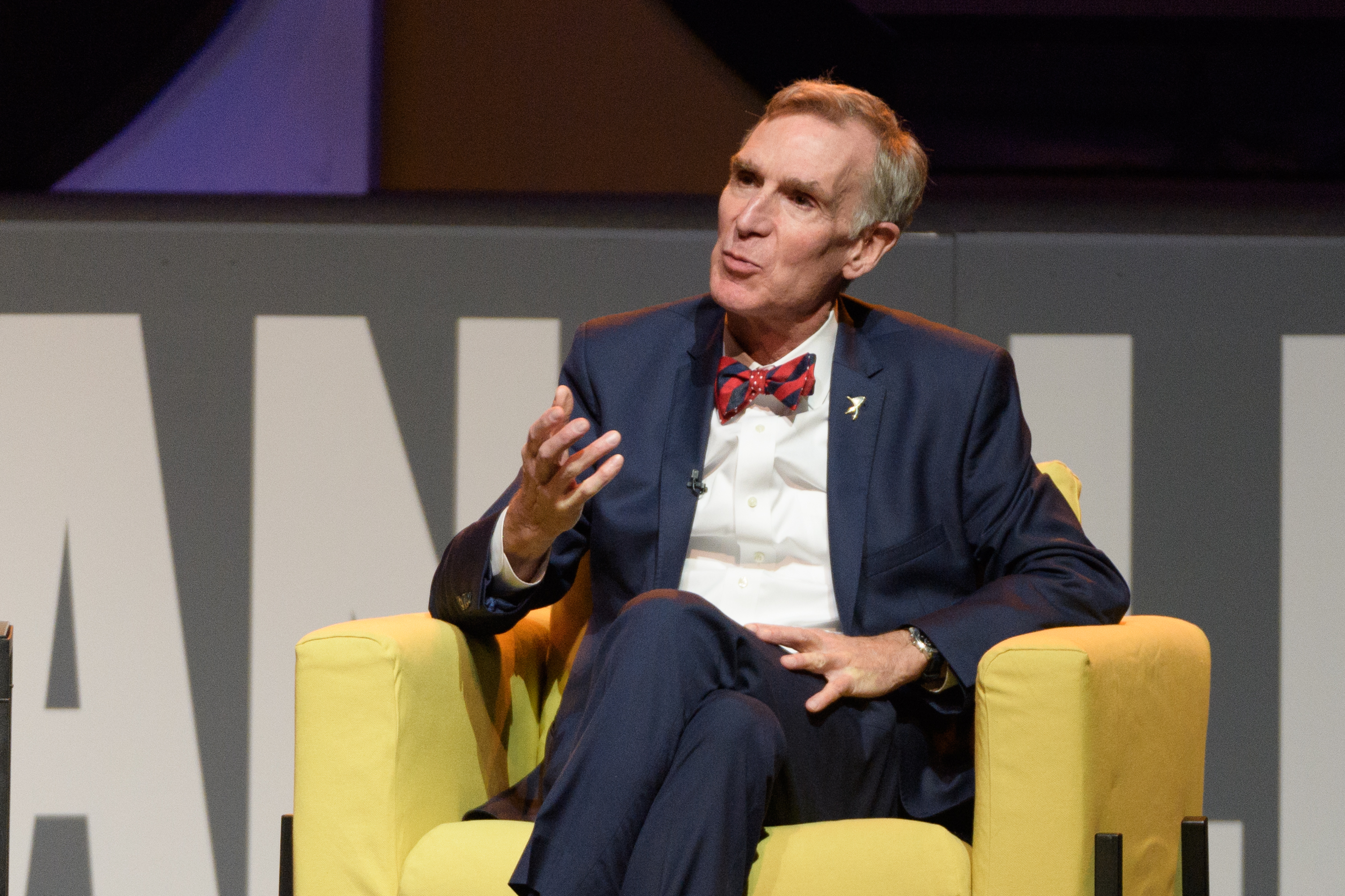 Bill Nye Serious About Space Exploration
