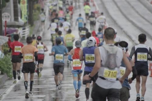 フルマラソン初心者のススメ