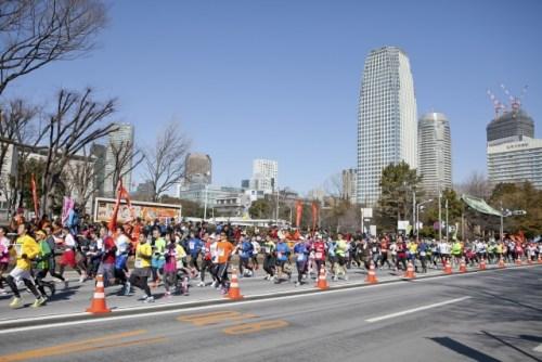 フルマラソン
