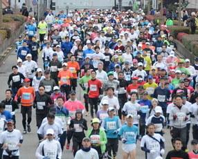 最近人気の10キロマラソン!!走り方のコツや平均タイムをご紹介!!