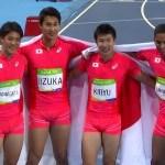 ロンドン世界陸上2017男子400mリレーメンバーは誰?予想と結果!