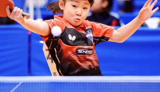 張本美和の国籍は中国?天才卓球少女の年齢は?動画と画像をチェック!