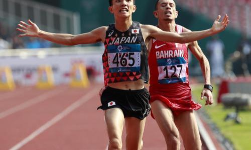 井上大仁【MHPS】ボストンマラソン2019結果速報!優勝賞金と順位をチェック!