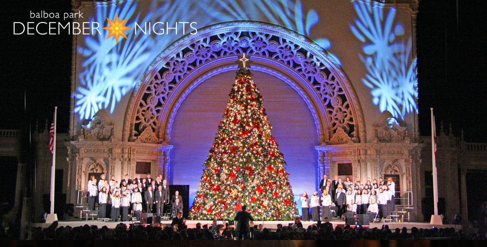 """バルボアパーク """"December Nights"""""""