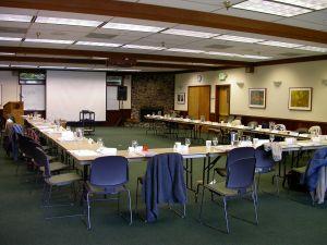 アメリカ企業でミーティング