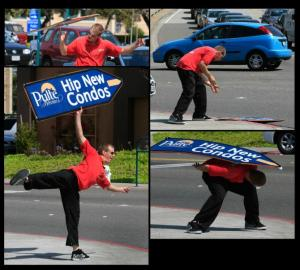 sign-spinning-competition