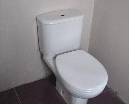 アメリカでトイレ