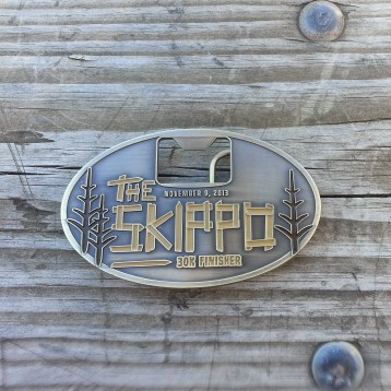 Skippo Belt Buckle
