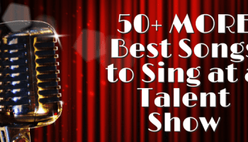8 Showstopping Songs to Sing for a Talent Show – TakeLessons