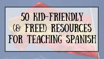 19 Easy Spanish Vocabulary Words to Teach Your Kids – TakeLessons Blog