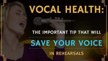 To Sing, or Not to Sing: The Sore Throat Dilemma