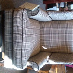 Houndstooth Sofa Fabric Rattan Garden Obsession Take Life With A Grain Of Chocolate