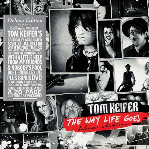 Tom Keifer -The Way Life Goes (Deluxe Edition 2017)