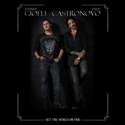 Gioeli, Castronovo - Set the World on Fire (2018)