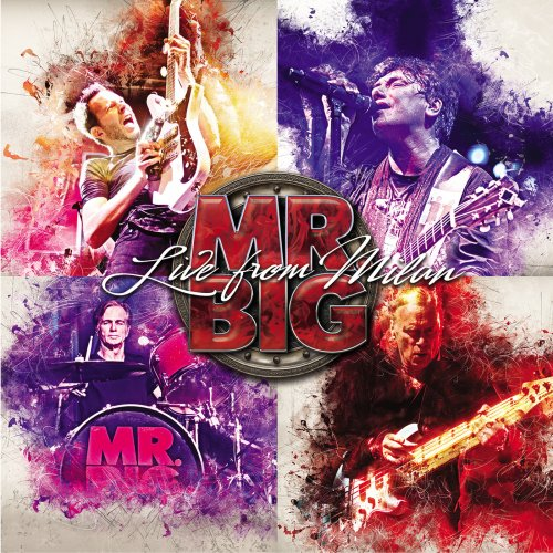 Mr. Big - Live from Milan (2018)