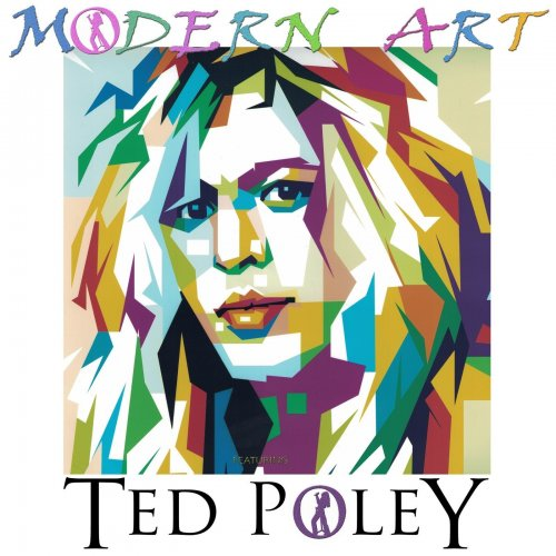 Ted Poley - Modern Art (2018)