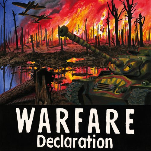 Warfare - Declaration (2018)