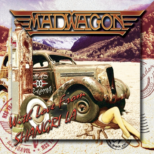 Madwagon - With Love from Shangri La (2018)