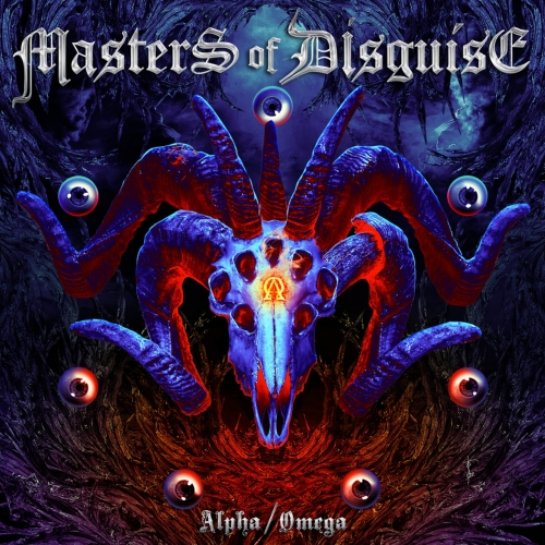 Masters Of Disguise - Alpha / Omega (2017)