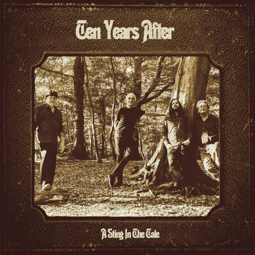 Ten Years After - A Sting In The Tale (2017)
