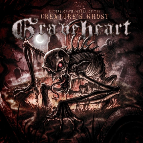Graveheart - Return of the Curse of the Creature's Ghost (2018)