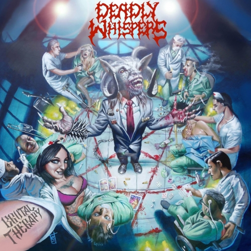 Deadly Whispers - Brutal Therapy (2019)