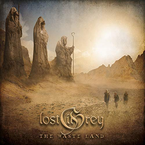 Lost in Grey - The Waste Land (2019)