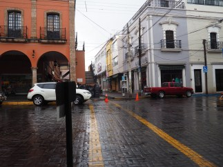 City streets in Tepa