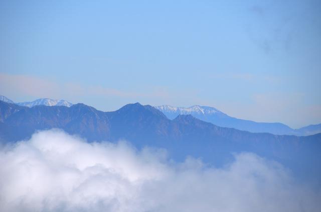 御嶽山 登山 聖岳