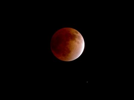 2011年12月11日皆既月食