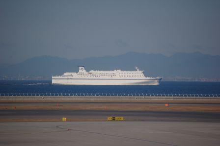 客船 セントレア