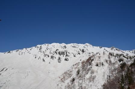 黒部平 立山ロープウェー