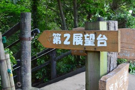 柿田川公園 第二展望台