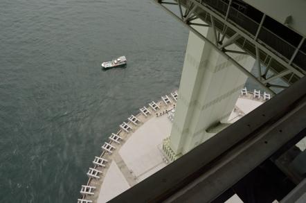 明石海峡大橋 ブリッジワールド 橋脚 基礎