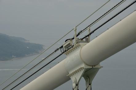 明石海峡大橋 ブリッジワールド 照明