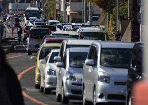香嵐渓の駐車場と渋滞対策のまとめ。きっと今年もすごい混雑!