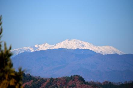 南駒ヶ岳 鳥帽子々岳