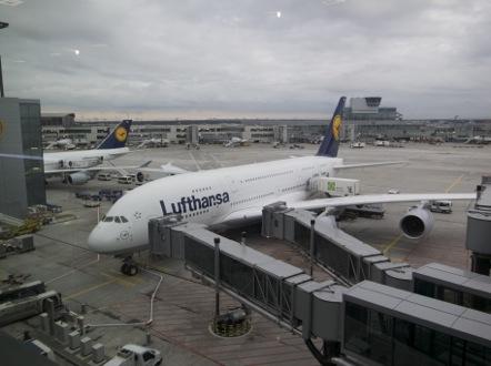 エアバス A380 ルフトハンザ