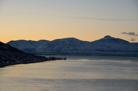 ノルウェー トロムソ大橋
