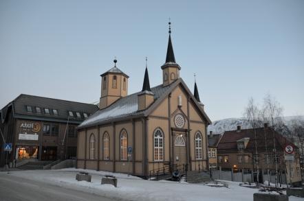 トロムソ 教会