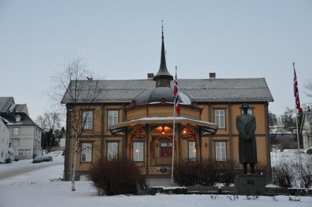 トロムソ 市役所
