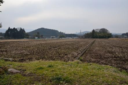 関ヶ原 最激戦地