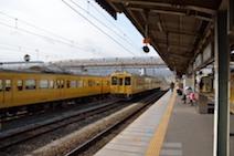 呉線 広駅